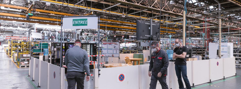 Massey Ferguson nimmt die Produktion in Beauvais wieder auf