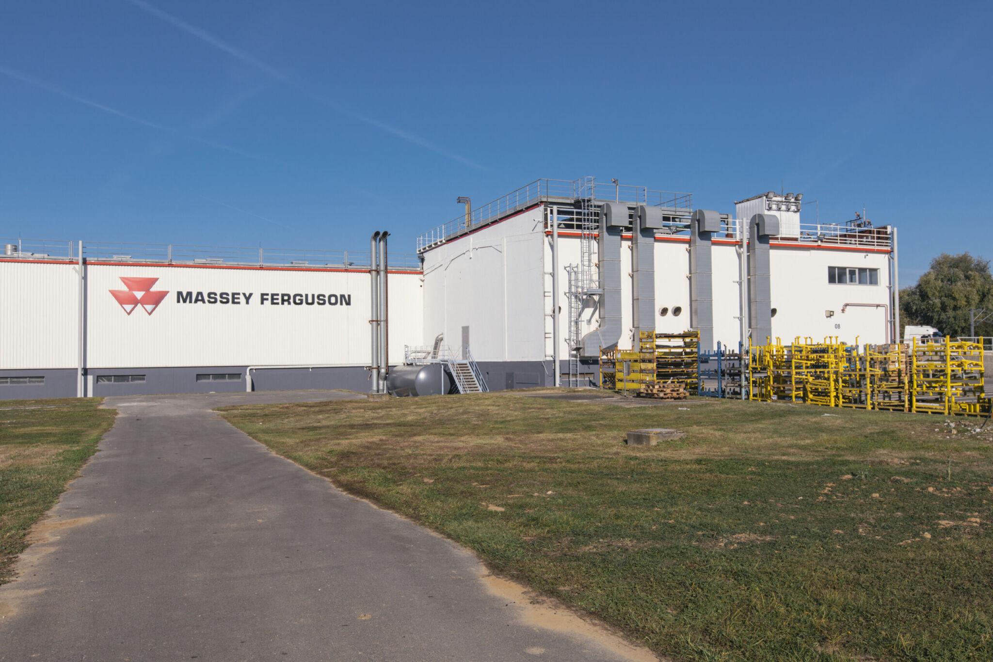 MF_Beauvais|copyright: Massey Ferguson