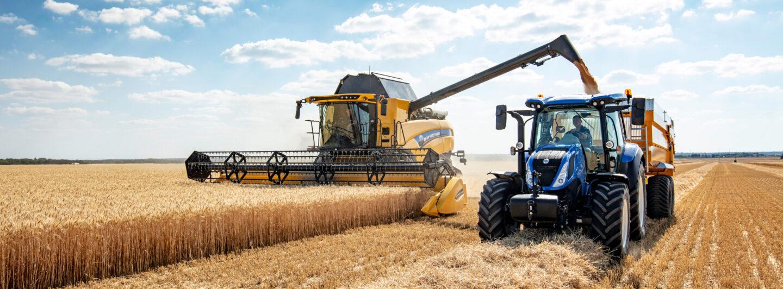 Hobein Landtechnik künftig als Partner von New Holland