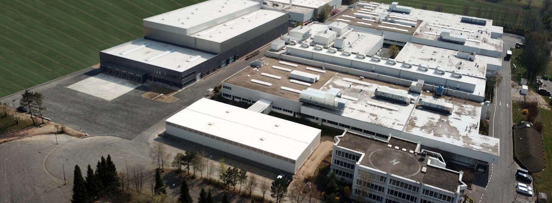 Stihl Magnesium-Druckguss nimmt neue Produktionslogistik in Betrieb