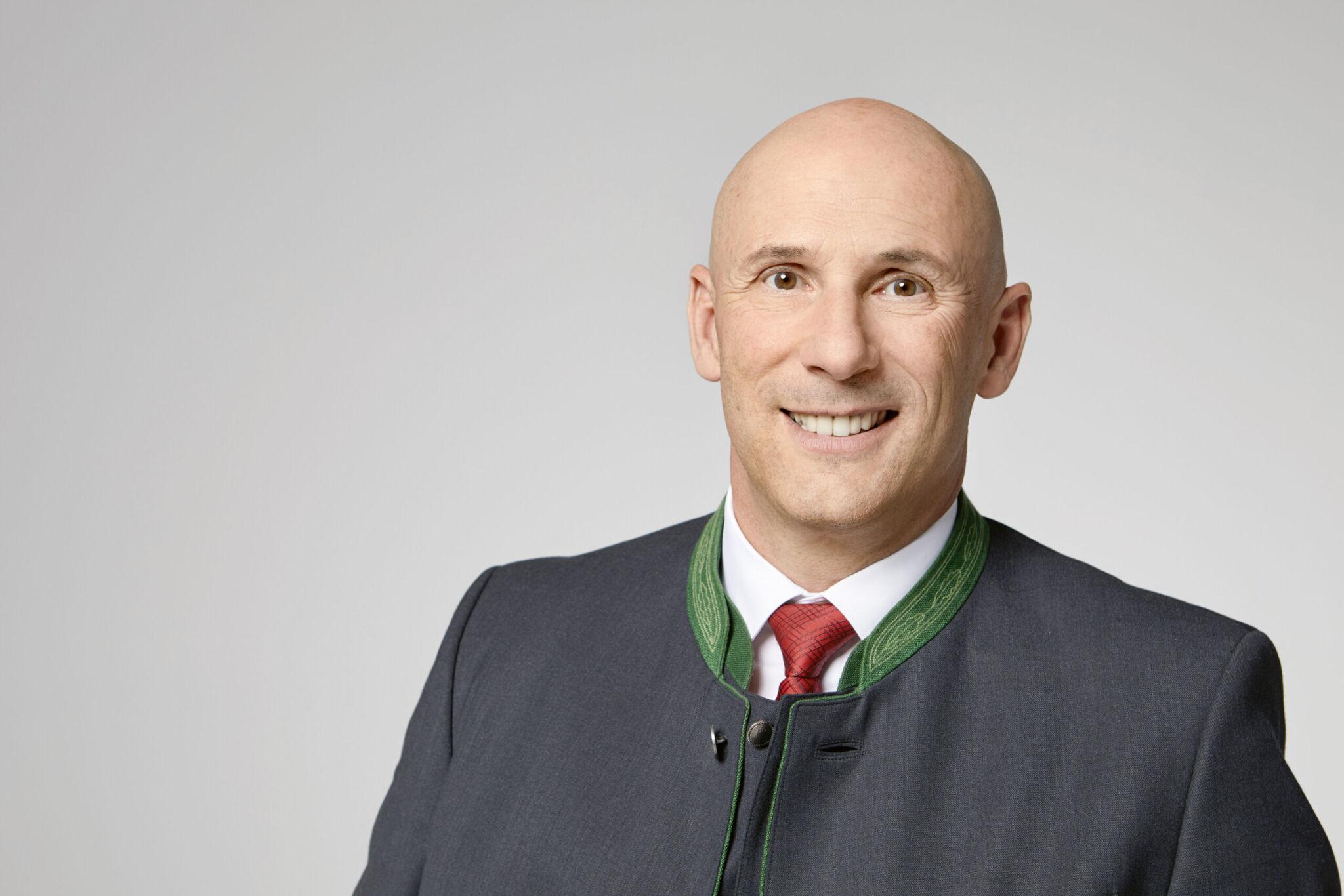Gregor Dietachmayr, Sprecher der Geschäftsführung, Pöttinger|copyright: Werkbild