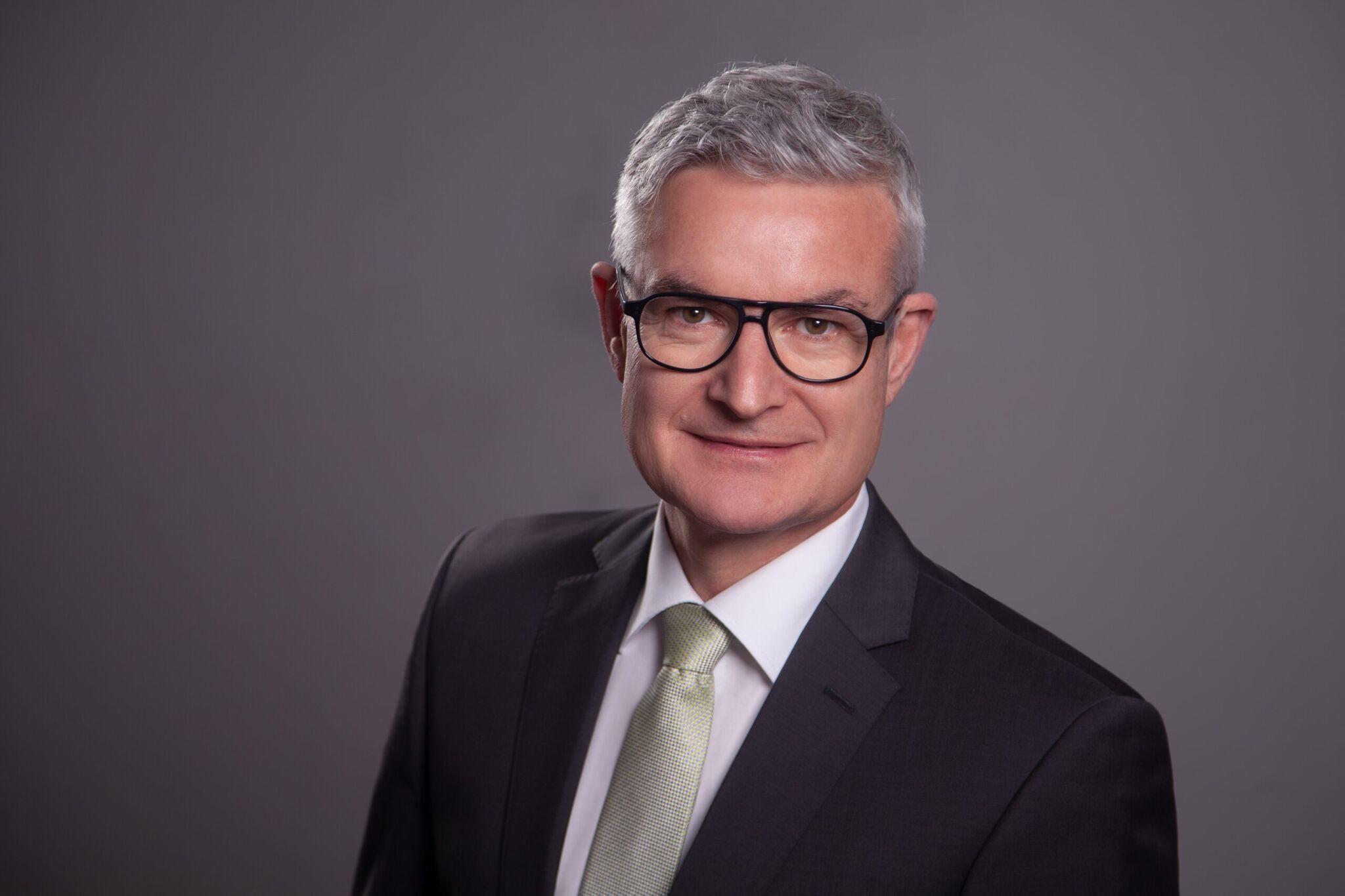 Uli Nickol wird Geschäftsführer in Bad Saulgau.|copyright: CLAAS