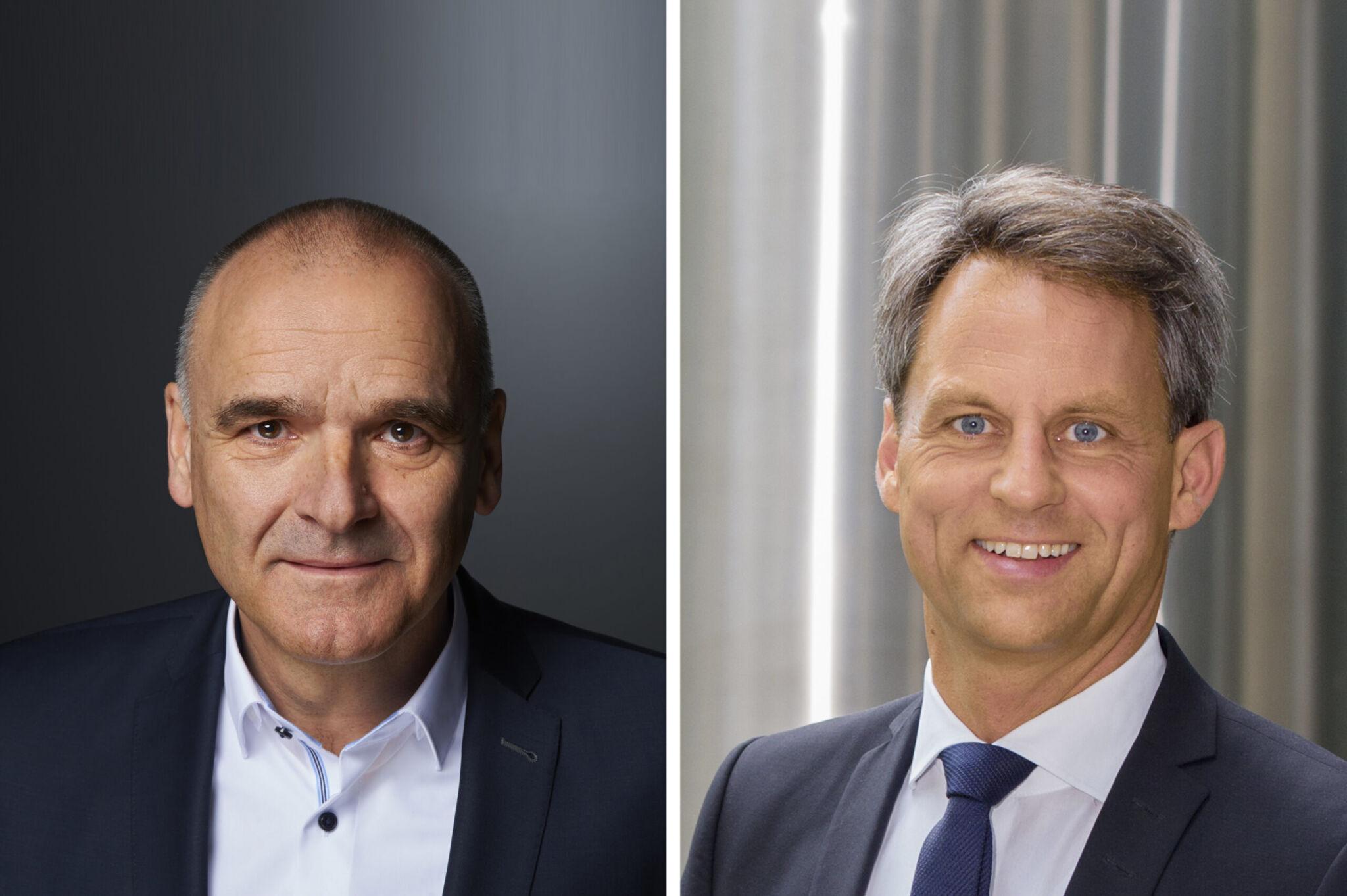 Ralf Großhauser und Volker Poßögel copyright: Werkbild