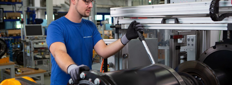 Ventilatorenhersteller Ziehl-Abegg meldet Wachstum