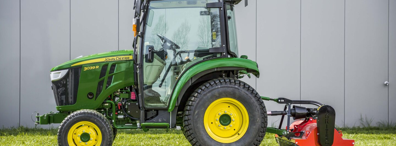 Neue Kompakttraktoren von John Deere