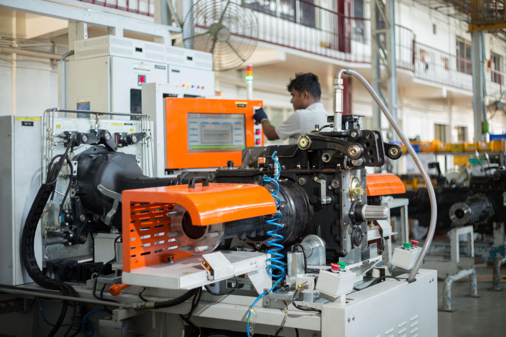 SDF Werk Indien |copyright: SDF