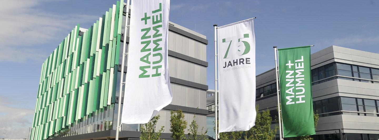 Erfolgreiches Geschäftsjahr für Mann+Hummel