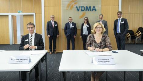 VDMA treibt Weiterentwicklung der OECD-Tractor-Codes voran