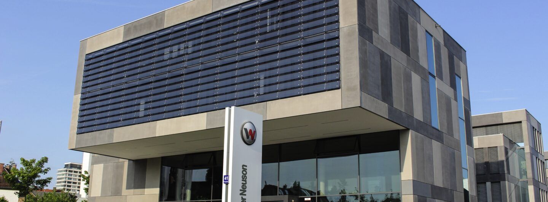 Wacker Neuson meldet Umsatzwachstum