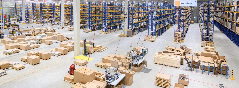 Walterscheid Powertrain Group nimmt neues Logistik-Center in Betrieb