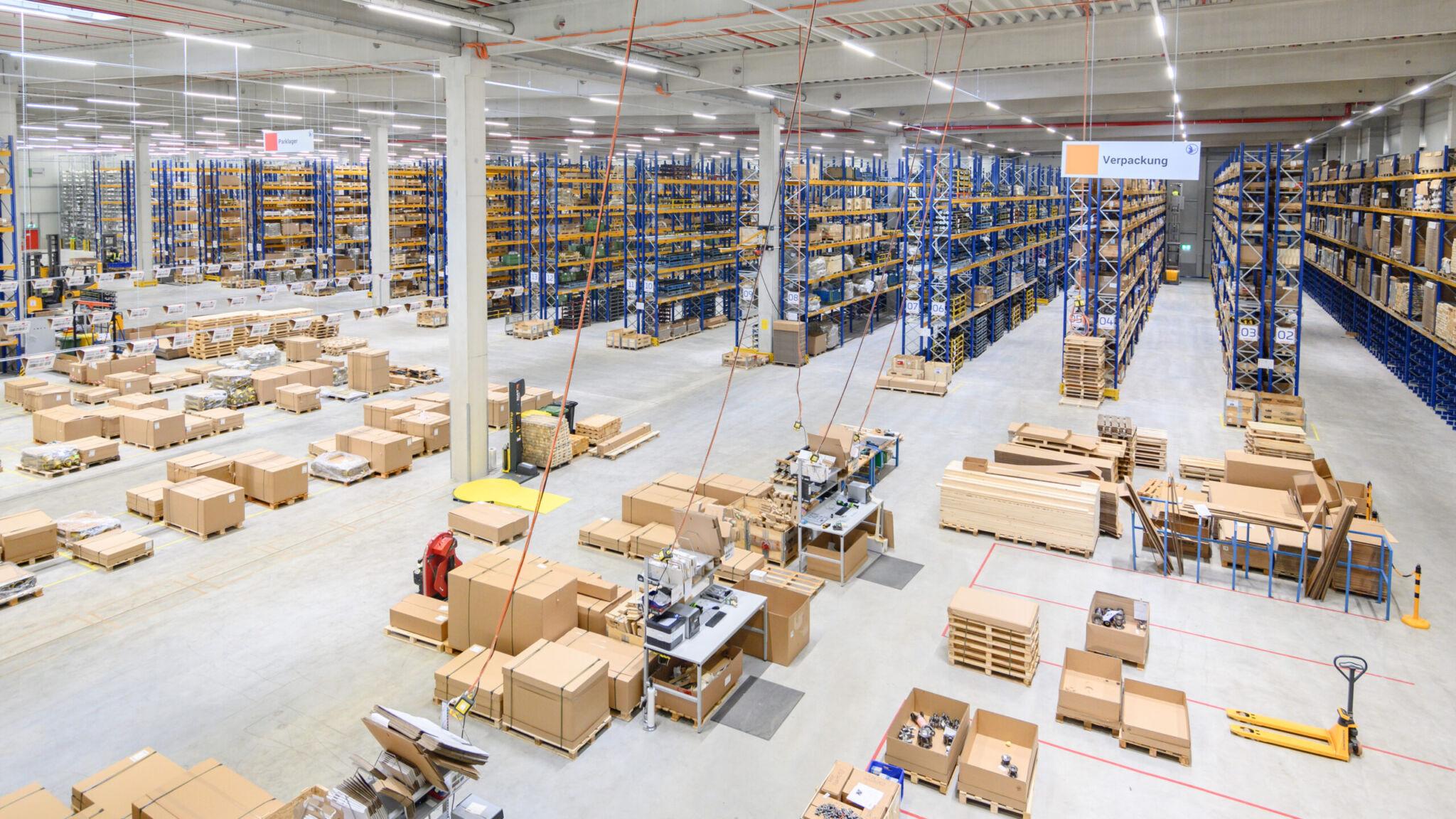 Walterscheid Logistikcenter in Kerpen|copyright: Werkbild