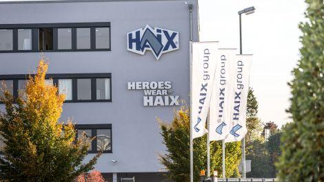 HAIX® übernimmt Berufskleidungshersteller Gustav Wahler KG