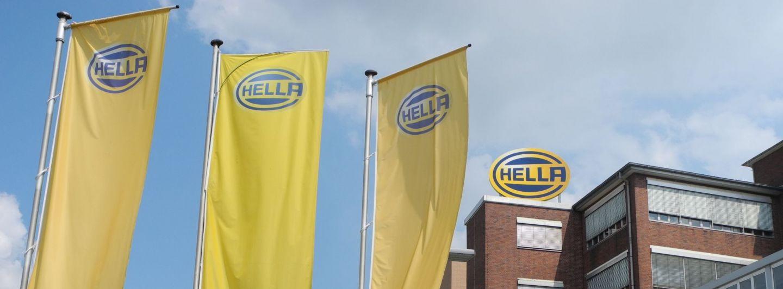Hella berichtet von guter Geschäftsentwicklung
