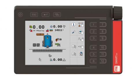 Müller-Elektronik stellt kompaktes ISOBUS-Terminal vor