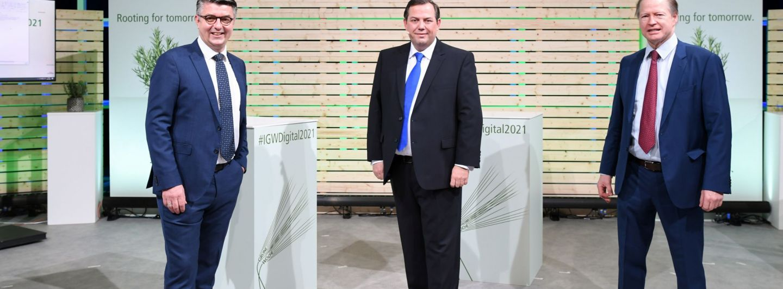Reframing the Future – Grüne Woche 2021