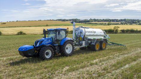 New Holland  intensiviert seine Aktivitäten zur Nachhaltigkeit