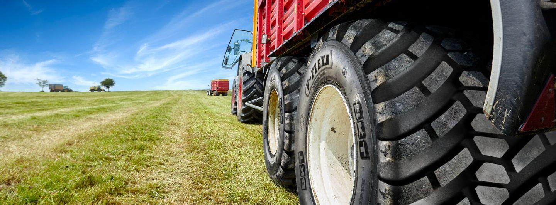 BKT V-Flexa: Drei neue Reifen-Größen