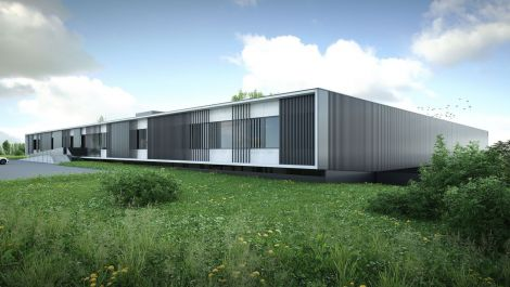 Rosensteiner errichtet moderne Produktionsstätte