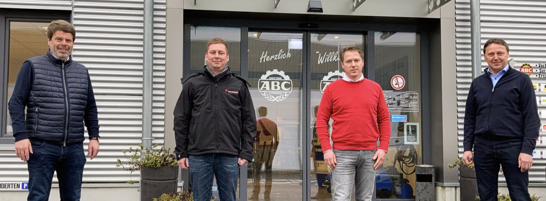 August Bruns Landmaschinen GmbH und Annaburger Nutzfahrzeuge haben Partnerschaft besiegelt