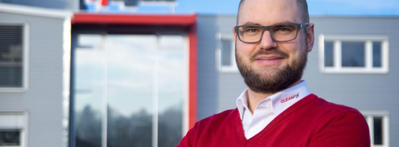 Fabian Opitz übernimmt die Vertriebsleitung bei der Hägele GmbH