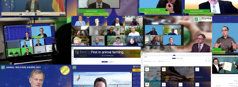 Digitale EuroTier: DLG zieht Bilanz