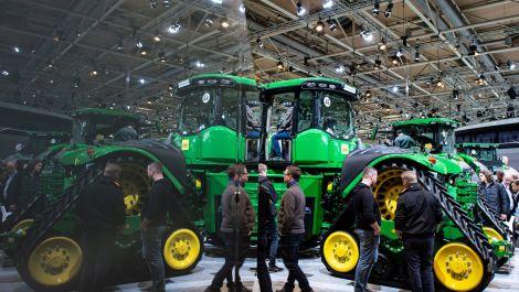 Agritechnica auf März 2022 verschoben