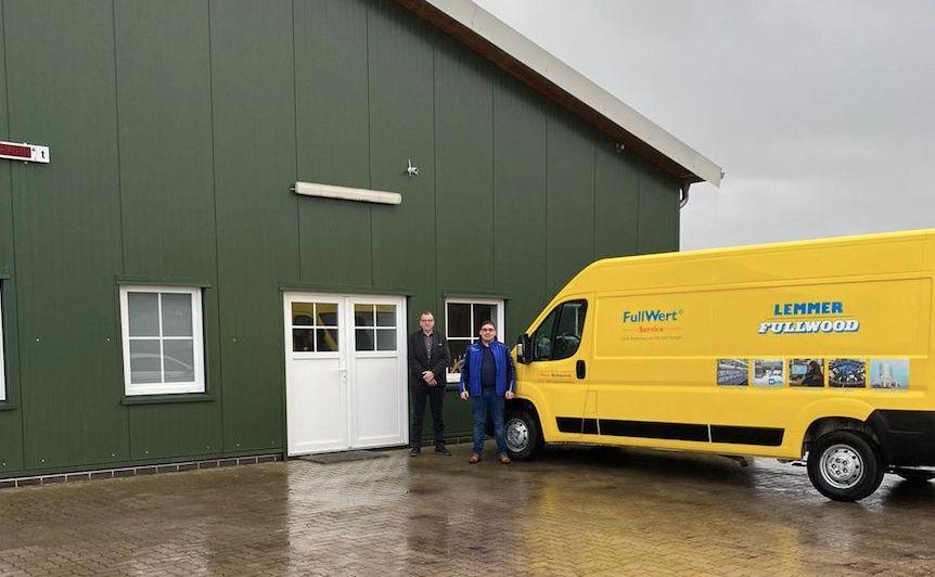 Lemmer-Fullwood erweitert Service in Niedersachsen mit Meyer Melktechnik