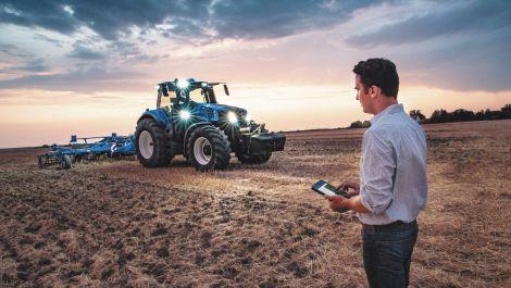 New Holland kündigt Updates der MyPLM Connect Farm-Plattform an