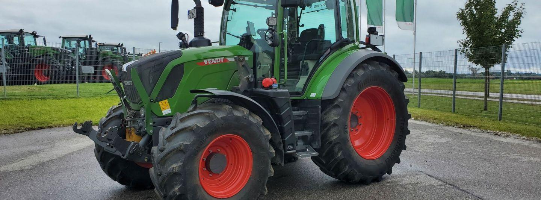 Continental TractorMaster erhält Freigabe bei Fendt