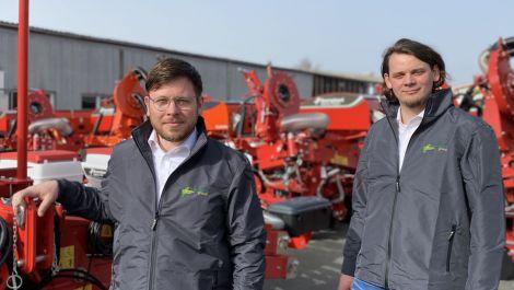 Kverneland Group: Neue Kundendienstleiter