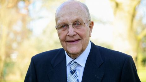 Reinhold Claas feiert 90. Geburtstag