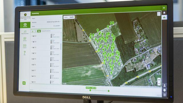 Krone: Kostenfreies Datenmanagement für SmartConnect