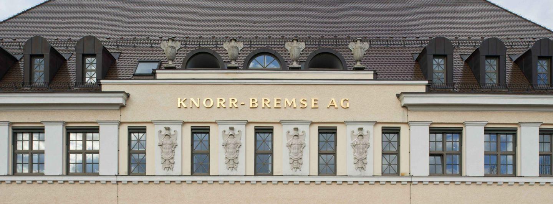 Knorr-Bremse mit gutem Ergebnis 2020