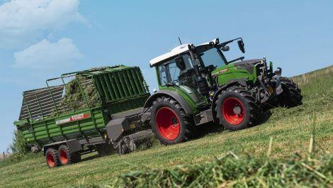 AGCO/Fendt setzt die Traktorenproduktion aufgrund von Lieferproblemen aus