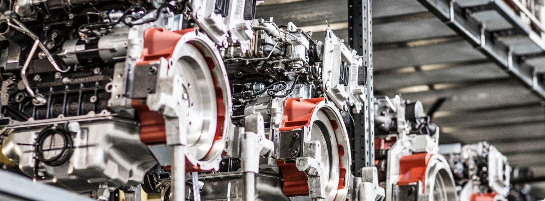 Kooperation zwischen Granit Parts und Deutz AG