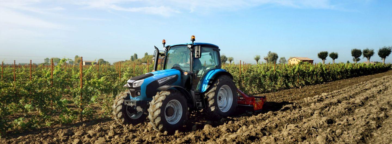 Landini präsentiert den neuen 5-085 Traktor
