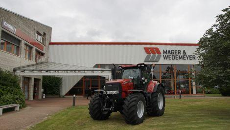 Mager & Wedemeyer: Hans-Gerd Voß im Ruhestand