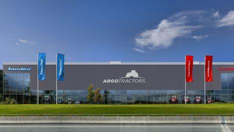 Argo Tractors vollzieht Spatenstich für deutsche Niederlassung