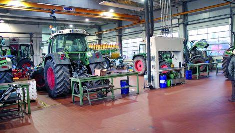 RWZ-Agrartechnik weiter auf Wachstumskurs