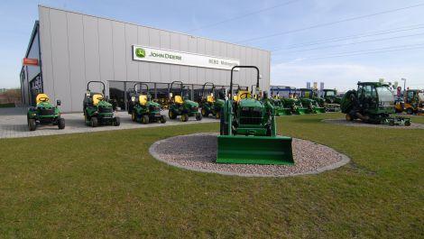 Rebo Motorgeräte expandiert nach Schleswig-Holstein