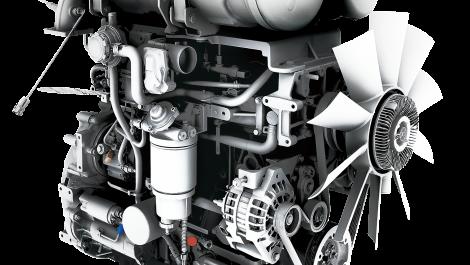 Kioti erweitert Motoren-Palette