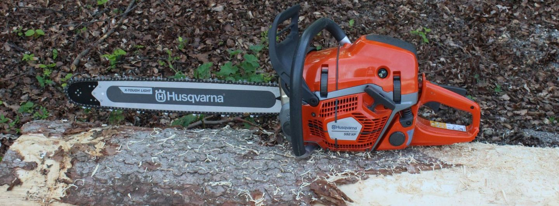 Husqvarna präsentiert neue 90cc-Kettensägen-Generation