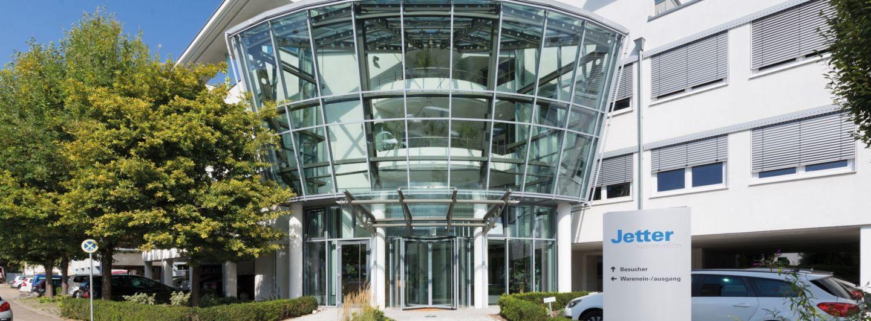 Bucher-Zukauf stärkt Produktion bei Jetter
