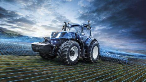 New Holland präsentiert neuen T7 Heavy Duty