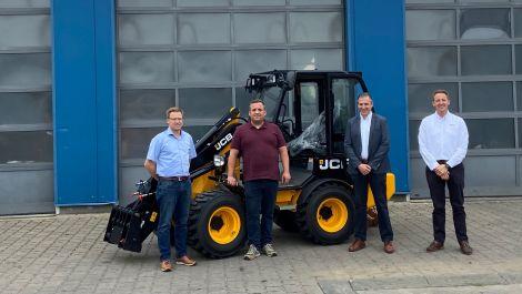 Calenberger Landtechnik GmbH neuer JCB Händler für Landmaschinen