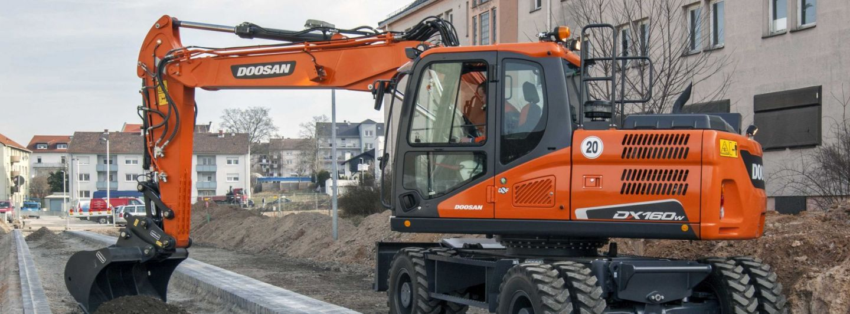 Doosan Infracore Europe begrüßt neuen CEO