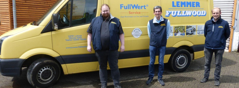 Lemmer-Fullwood: Neue Partner im Sauerland sowie der Region Westfalen und in Nordhessen