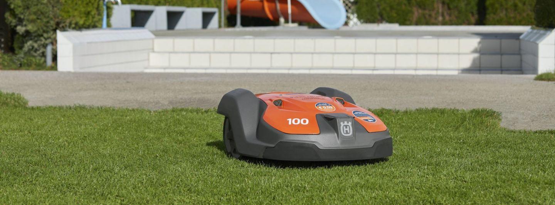 Husqvarna startet Smart Lawn Service