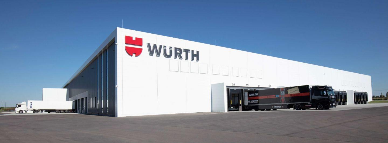 Würth-Gruppe verzeichnet zweistelliges Umsatzwachstum im ersten Halbjahr 2021