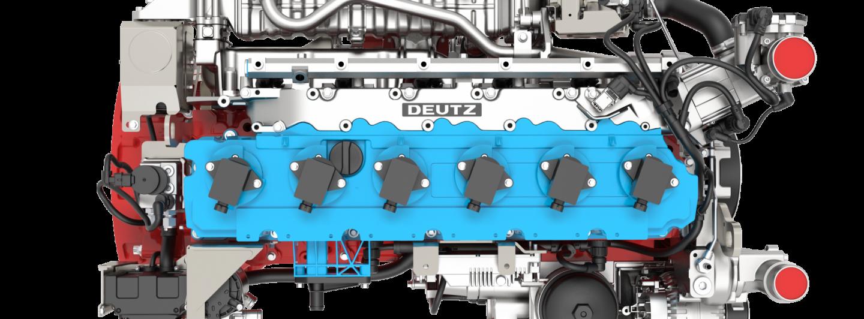 Der Wasserstoffmotor von Deutz ist reif für den Markt